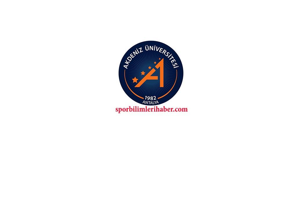 Akdeniz Üniversitesi Yüksek Lisans ve Doktora İlanı   Güncel