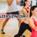 egzersiz nedir