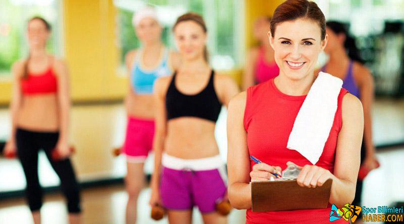 Spor Salonunda Eğitmen Olarak Kariyer Yapmak İster misin?
