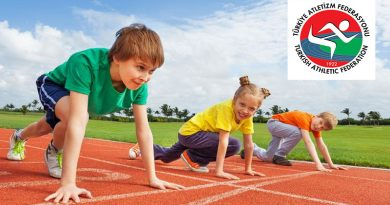 Atletizm 1. Kademe Yardımcı Antrenör Kursu