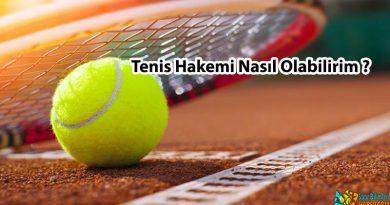 Tenis Hakemi