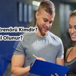fitness antrenörü