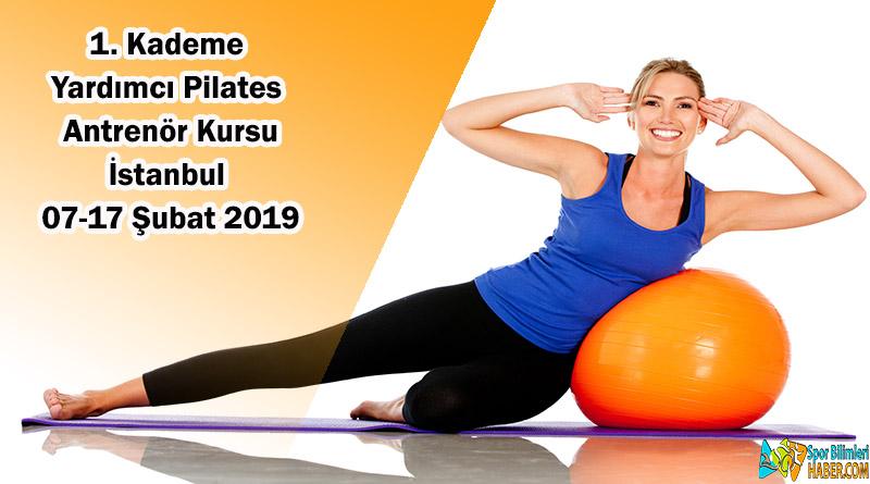 Pilates Antrenör Kursu