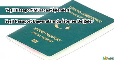 hususi damgalı pasaport
