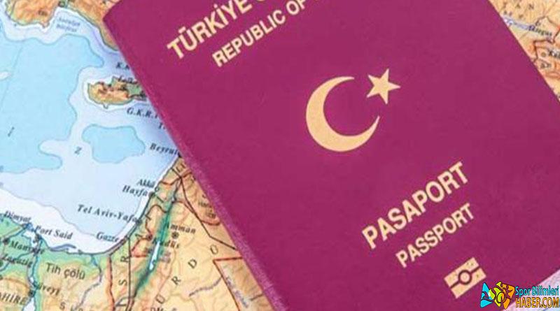 2019 Pasaport İçin Gerekli Belgeler