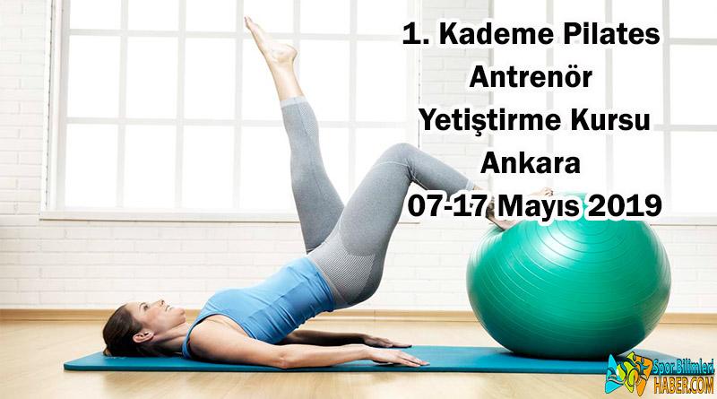 Pilates Antrenör Kursu Ankara