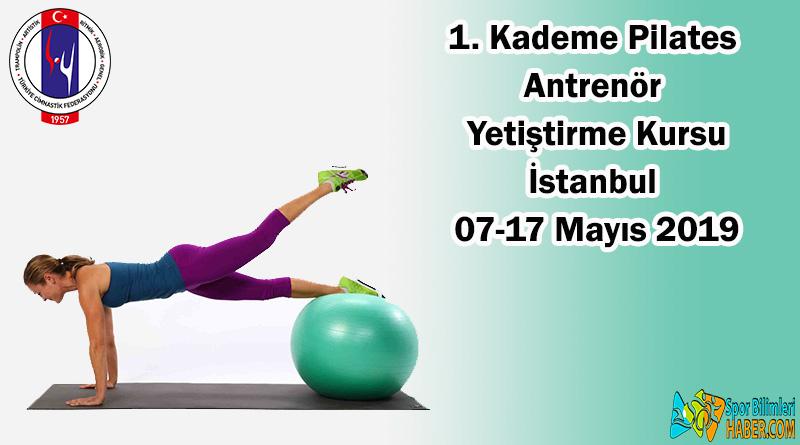 Pilates Antrenör Kursu Duyurusu