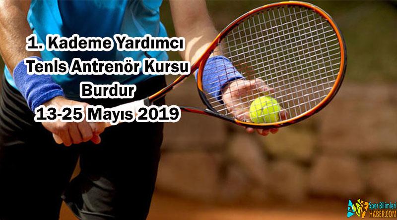 1. Kademe Yardımcı Tenis Antrenör Kursu